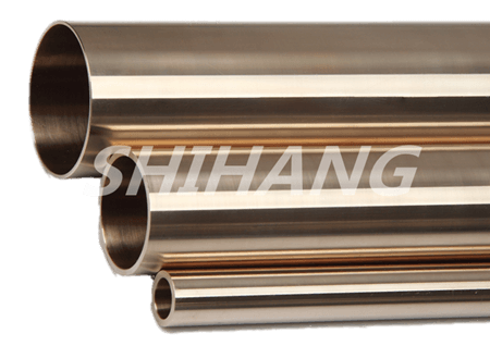 MIL-T-16420K copper nickel pipes