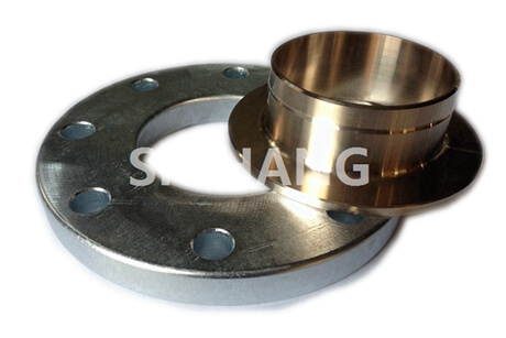 EEMUA 145 composite weld neck flange