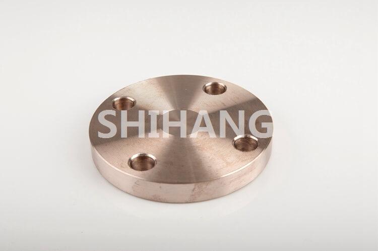 copper nickel blind flange