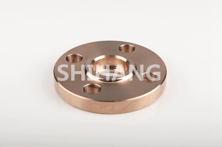 copper nickel socke weld flange