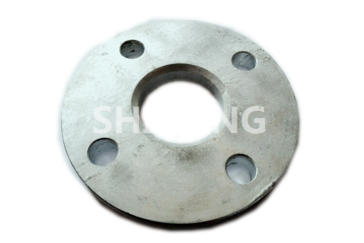 Outer Flanges Loose Flanges