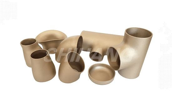 CuNi pipe fittings