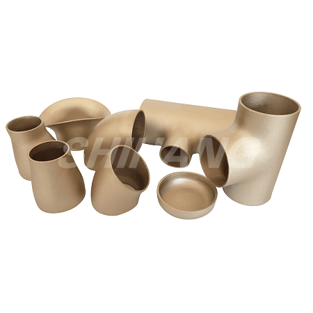 Cupronickel pipe fittings