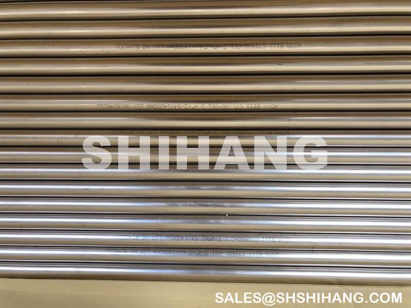 shihang c71500 pipes BS CN107 Tube