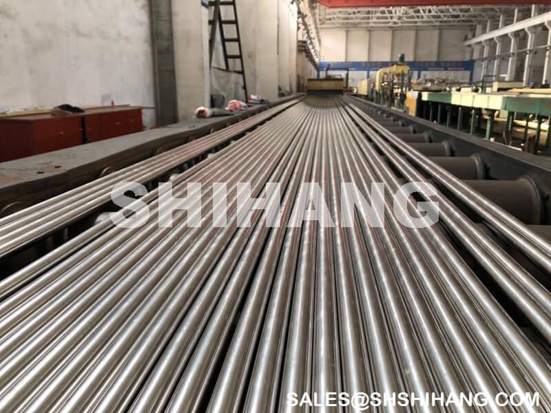 ASTM B111 UNS C71500 TUBES