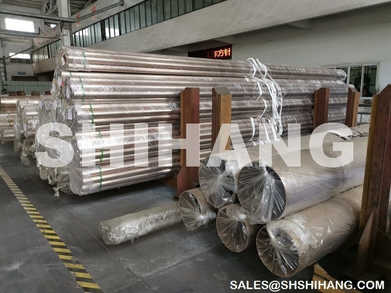 ASTM B466 UNS C70600 Pipes