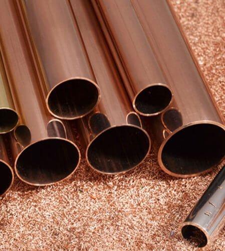 ASTM B466 Cupronickel pipe