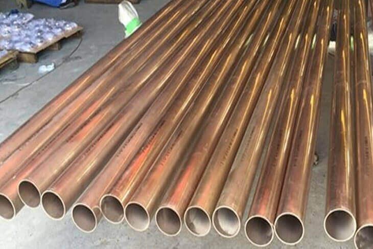 SB111 C70600 pipe